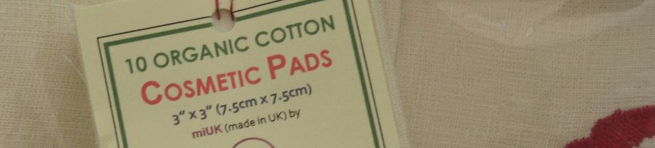 Organic Ally Earth Friendly Alternatives Cosmetic Pads